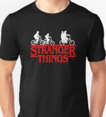 Stranger Things Bike Unisex T-Shirt