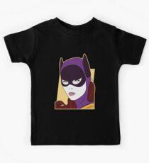60s Bat Girl - Nagel Style Kids Tee