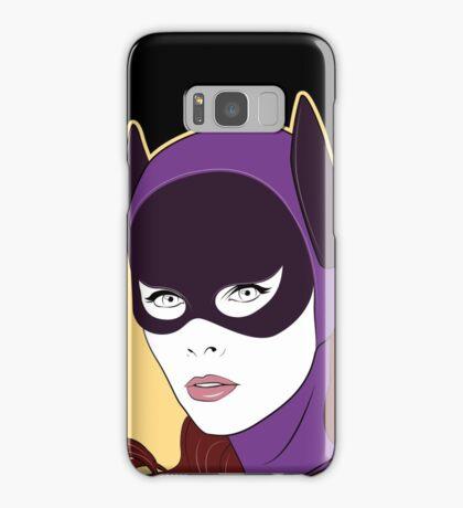 60s Bat Girl - Nagel Style Samsung Galaxy Case/Skin