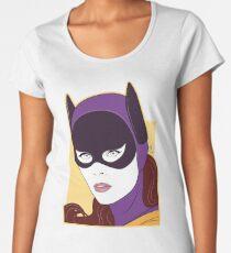 60s Bat Girl - Nagel Style Women's Premium T-Shirt