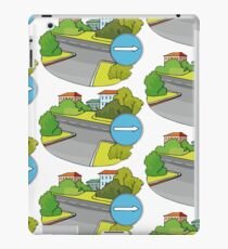 Driving Directions iPad Case/Skin