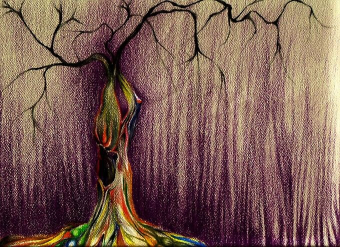 Tree of Every Race by Anthony DiFroscia