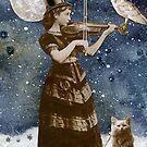 Snowfall Serenade by WinonaCookie