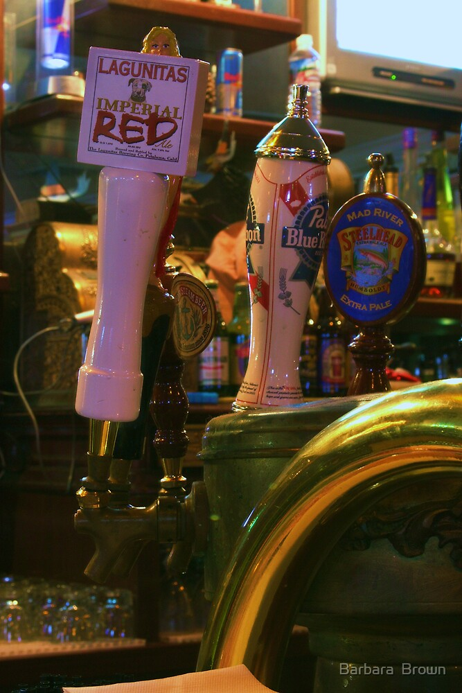 On Tap by Barbara  Brown