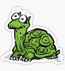 CORNIBUS TURTLE COLORED Sticker