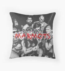 BTM The Band Throw Pillow