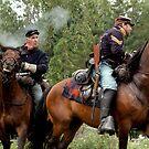 Civil war reenactment  by Anatoliy