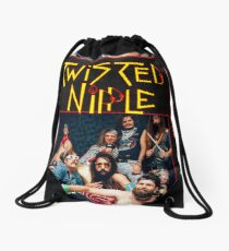 BTM Twisted Nipple Drawstring Bag