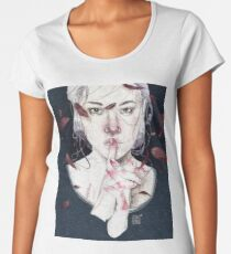 MIRROR by Elenagarnu Premium Scoop T-Shirt