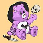Spooky Bear by astrazero