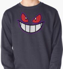 Gengar Monster Purple Pokeball Pullover
