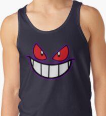 Gengar Monster Purple Pokeball Men's Tank Top