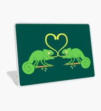 Chameleons Sticky Love Laptop Skin