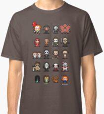 16-bit Horror Movies - 2017 IT ver. Classic T-Shirt