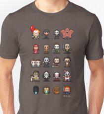 16-bit Horror Movies - 2017 IT ver. Unisex T-Shirt