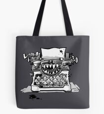 SCHREIBMASCHINE FROM HELL Tote Bag