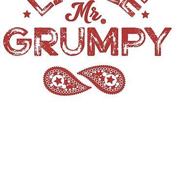 Little Mr Grumpy by colourfix