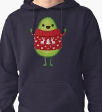 Avo Merry Christmas! Pullover Hoodie