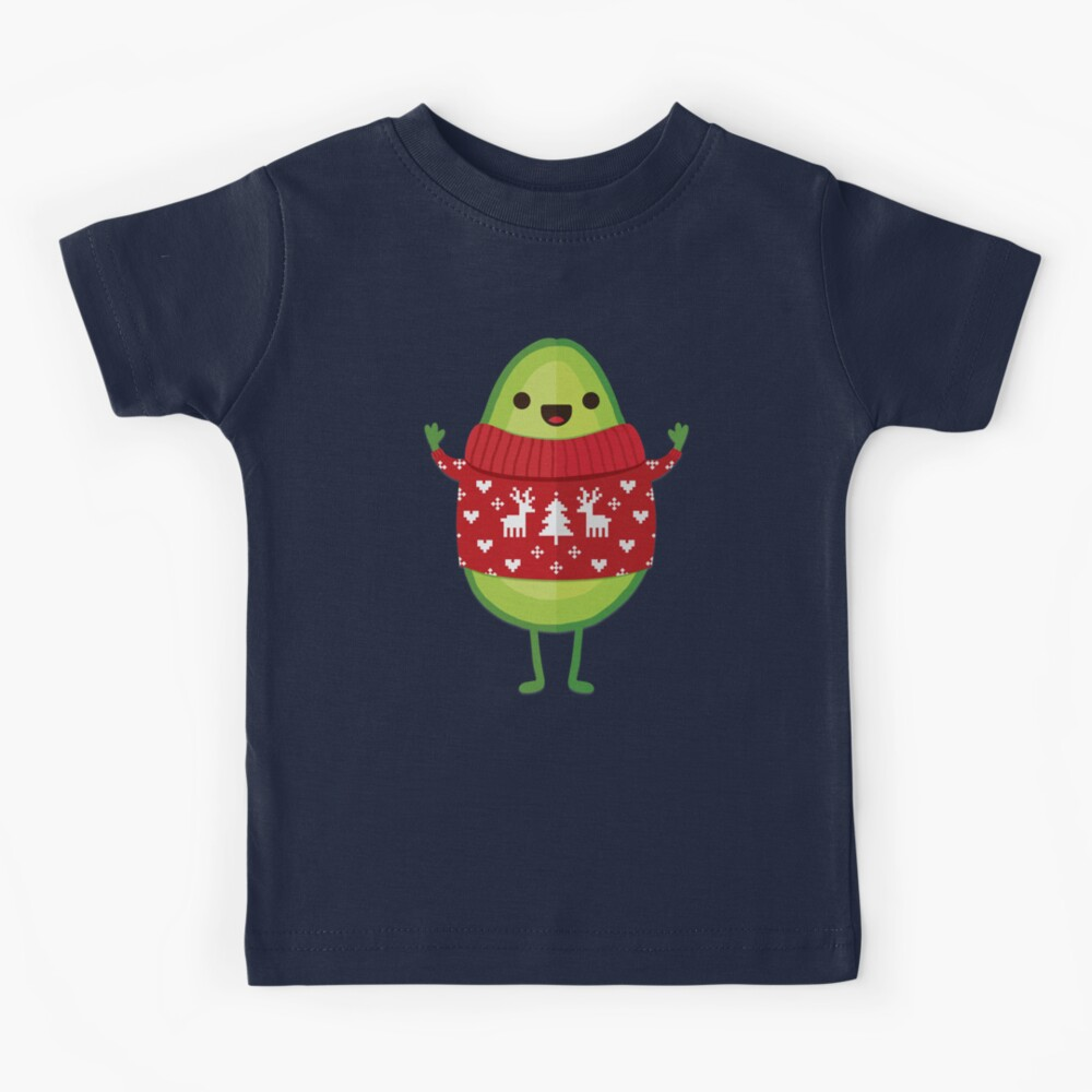 Avo Merry Christmas! Kids T-Shirt