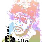 Rest in Beats J Dilla by jlillustration