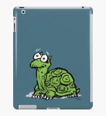 CORNIBUS SCHILDKRÖTE FARBIG iPad-Hülle & Klebefolie