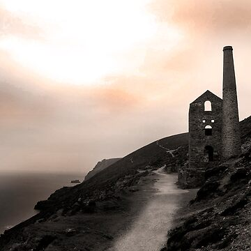 Cornish Mine by PeterOkane