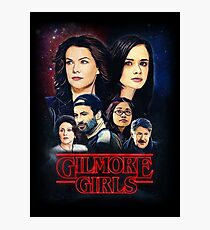 gilmore girls Photographic Print