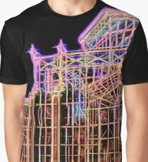 Neon Glasshouse Graphic T-Shirt