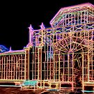 Neon Glasshouse by SusanAdey