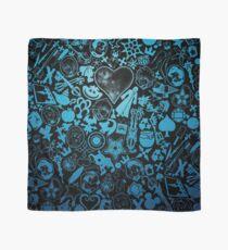 Kingdom Hearts - Keyhole (blue) Scarf