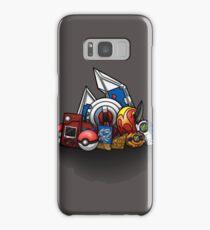 Anime Monsters Samsung Galaxy Case/Skin