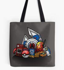 Anime Monsters Tote Bag