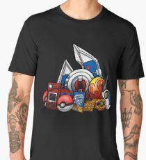 Anime Monsters Men's Premium T-Shirt