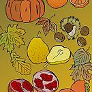 Autumn fruits by Logan81