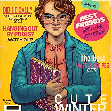 Covergirl Barb by donovanalex