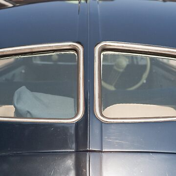 Lancia Aprilia Rear Window by flosmith