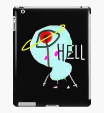 hell alien iPad Case/Skin