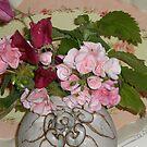 in a vase by Amanda le Bas de Plumetot