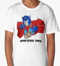 Hiphoptimus Prime Long T-Shirt