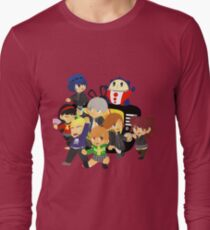 the nicest kids in town Long Sleeve T-Shirt