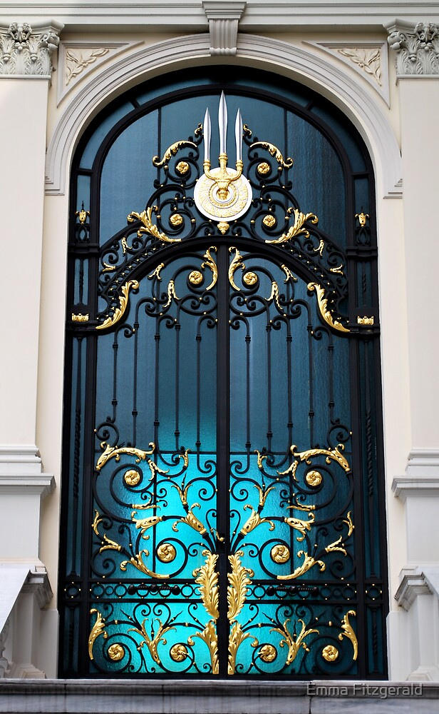 Door to the Palace by Emma Fitzgerald
