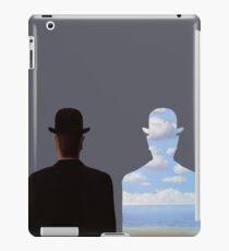 Magritte iPad Case/Skin