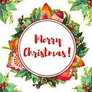 Merry Christmas  by vasylissa