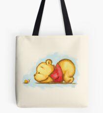 Bear Butt Tote Bag