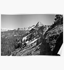 Upper Mammoth Lakes Basin Poster