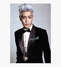 Bigbang T.O.P Choi Seung hyun Photographic Print