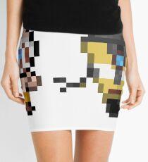 Borderlands pixel art Mini Skirt