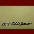 Alfa Romeo GT 1300 Junior Badge by Flo Smith