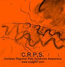 Complex Regional Pain Syndrome Awareness Design by ROSEMARY EAGLE