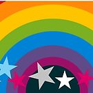 Cosmic Rainbow by berlinartist